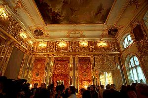 Restoration of the Amber Room