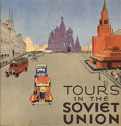 Tours to the USSR
