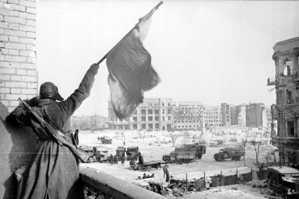 70 Years After Victory, the Battle for Stalingrad Rages On