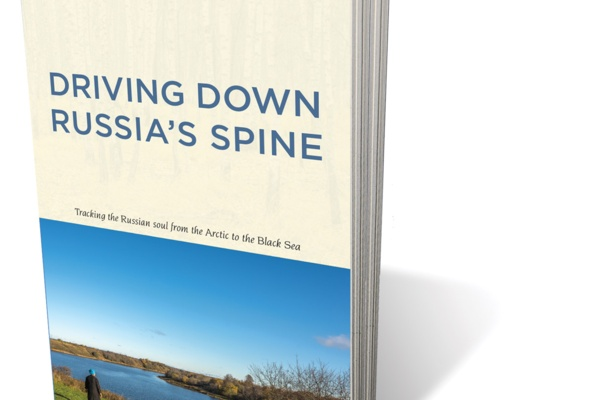 Driving Down Russia's Spine