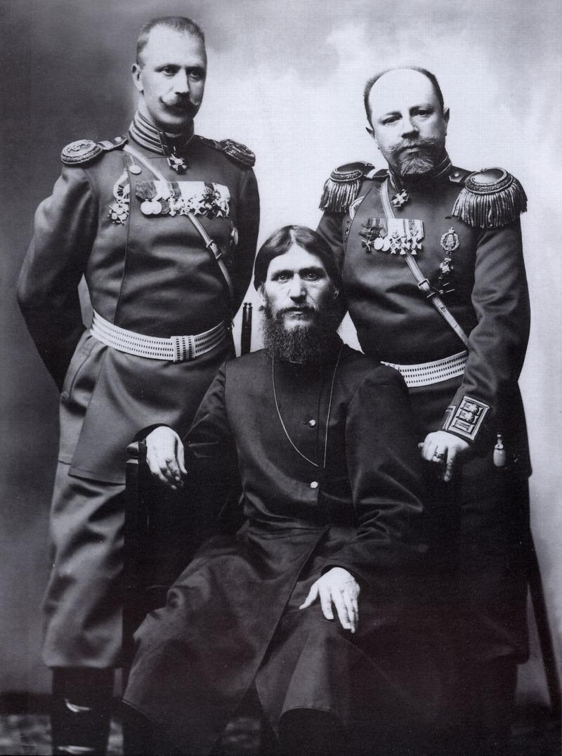 Ra-ra-Rasputin - Russian Life