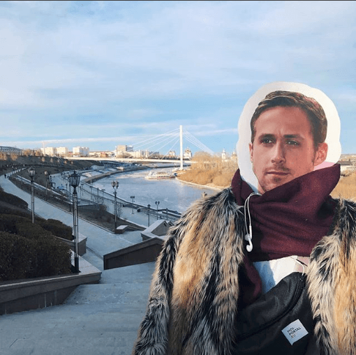 Of Ryan Gosling and the Dancing Siberians