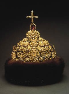 The Crown of Monomakh
