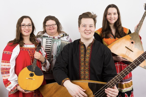 An Evening with The Luther College Balalaika Ensemble