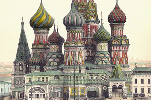 Five Wild Facts about St. Basil's Cathedral