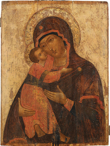 Gallery Tour: The Mother of God in Russian Icons