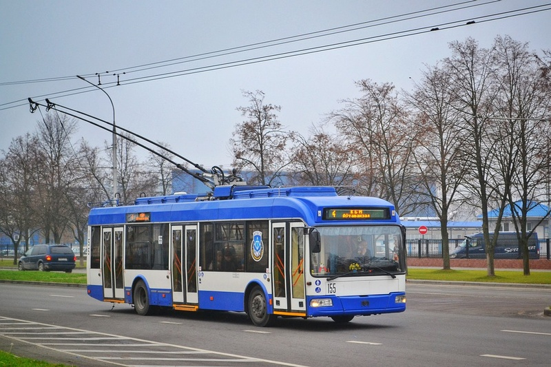 Moscow's Last Trolleybus Line