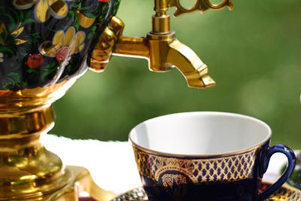 Tea Room Talk: Samovars in Russian Culture