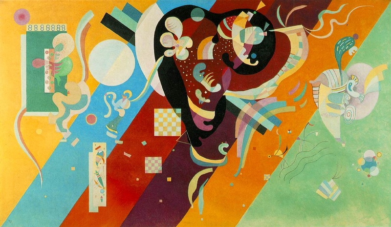 Abstraction Turns 150: A Vasily Kandinsky Art Gallery