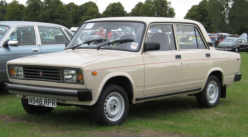 A Win for the Lada