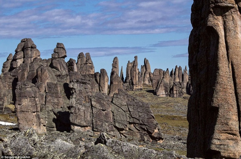 Siberia's natural wonders meet the Duma elections