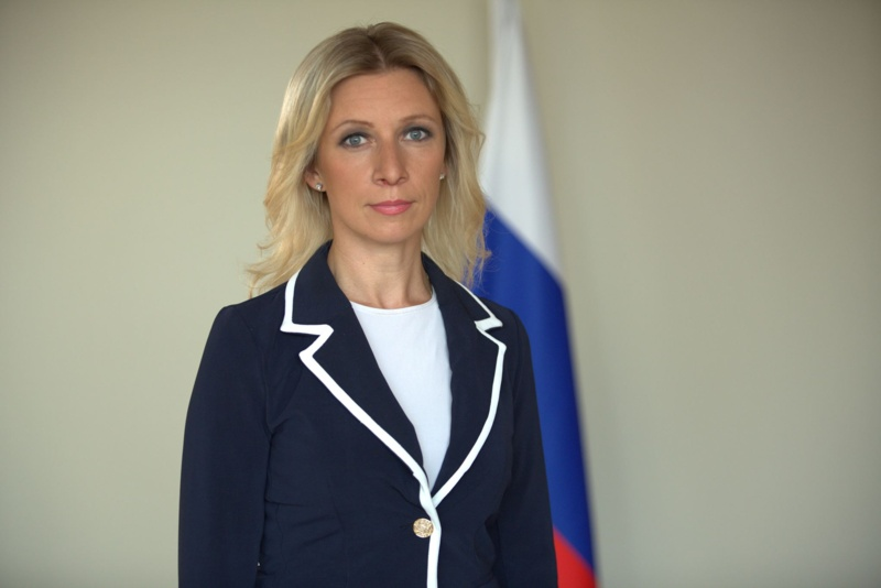 Full Interview with Zakharova