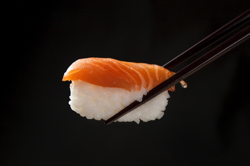 Sushi Russia's Most Popular Delivery Food