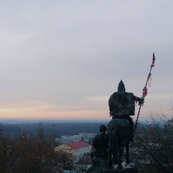 Monument to Peresvet