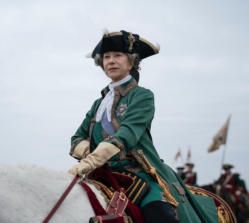 "Too Much Catherine, Not Enough Greatness: Two Reviews of ""Catherine the Great"""