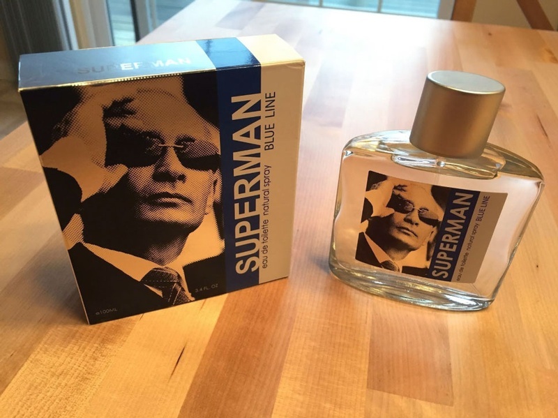 You'll Spritz Your Eye Out: Testing Putin Cologne